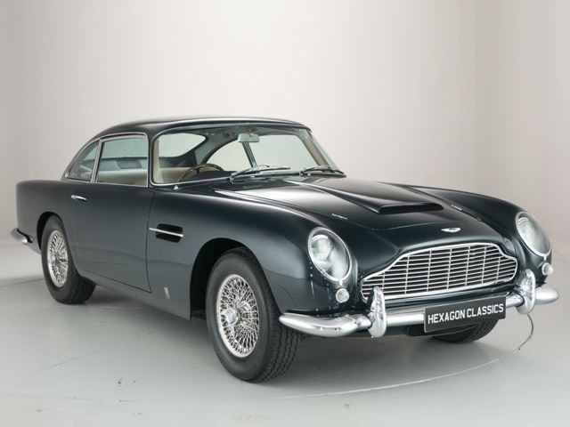 The World's Finest Aston Martin DB5 On Sale For $1 Million