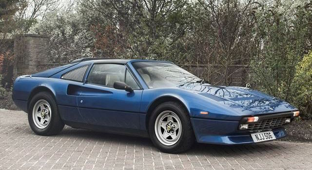 This Is One Of Just Four V12-Swapped Ferrari 308s In The World