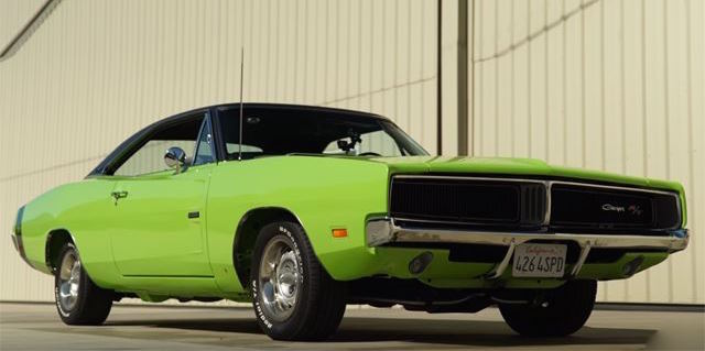 This 1969 Dodge Charger Really Does Look Incredible In Sublime Green