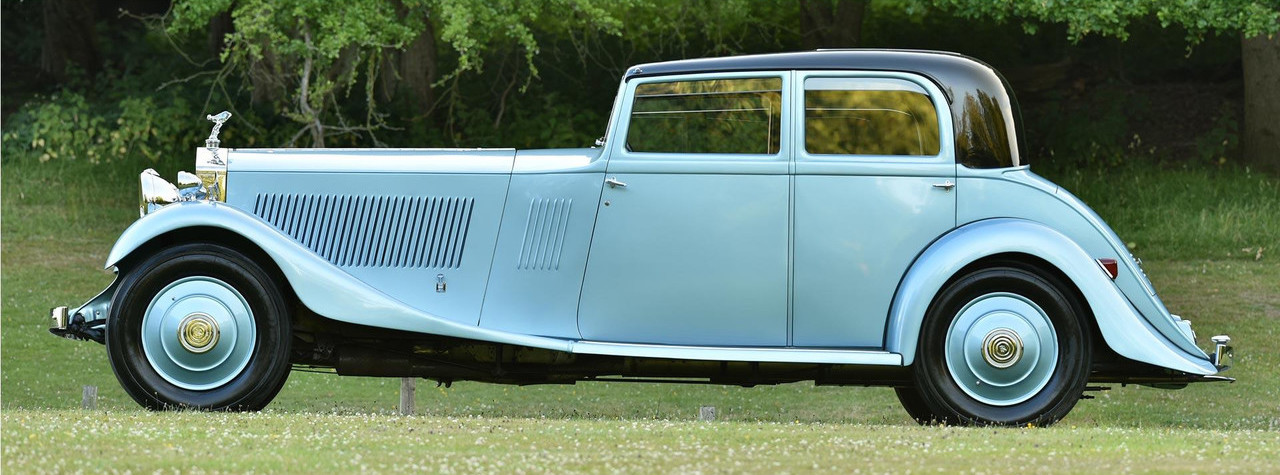 Rolls-Royce's Third Great Phantom Has Fish Scales In Its Paint