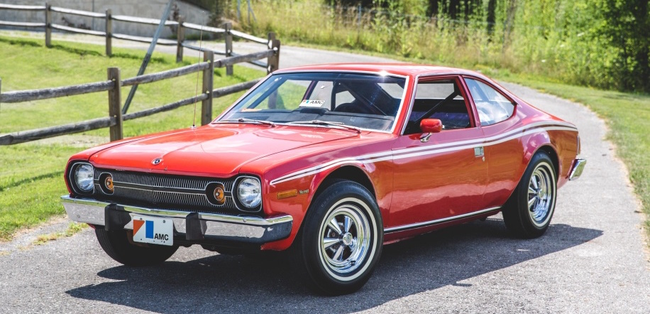 You could own the AMC Hornet James Bond barrel-rolled in 'Man with the Golden Gun'