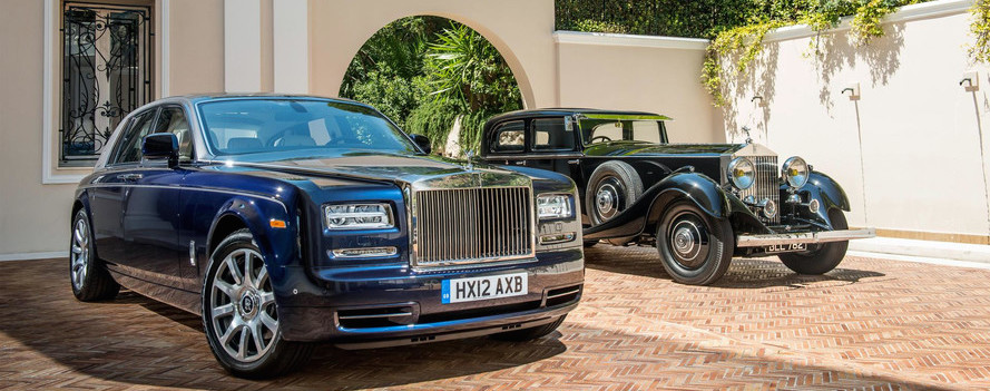 90 Years Of Rolls-Royce Phantom In Pictures