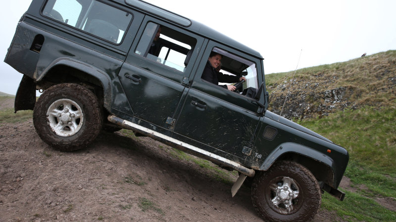 Billionaire plans to manufacture a copy of Land Rover Defender