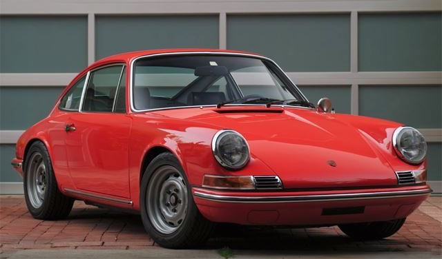 Somebody Report This 1969 Porsche 911 T Video For Adult Entertainment