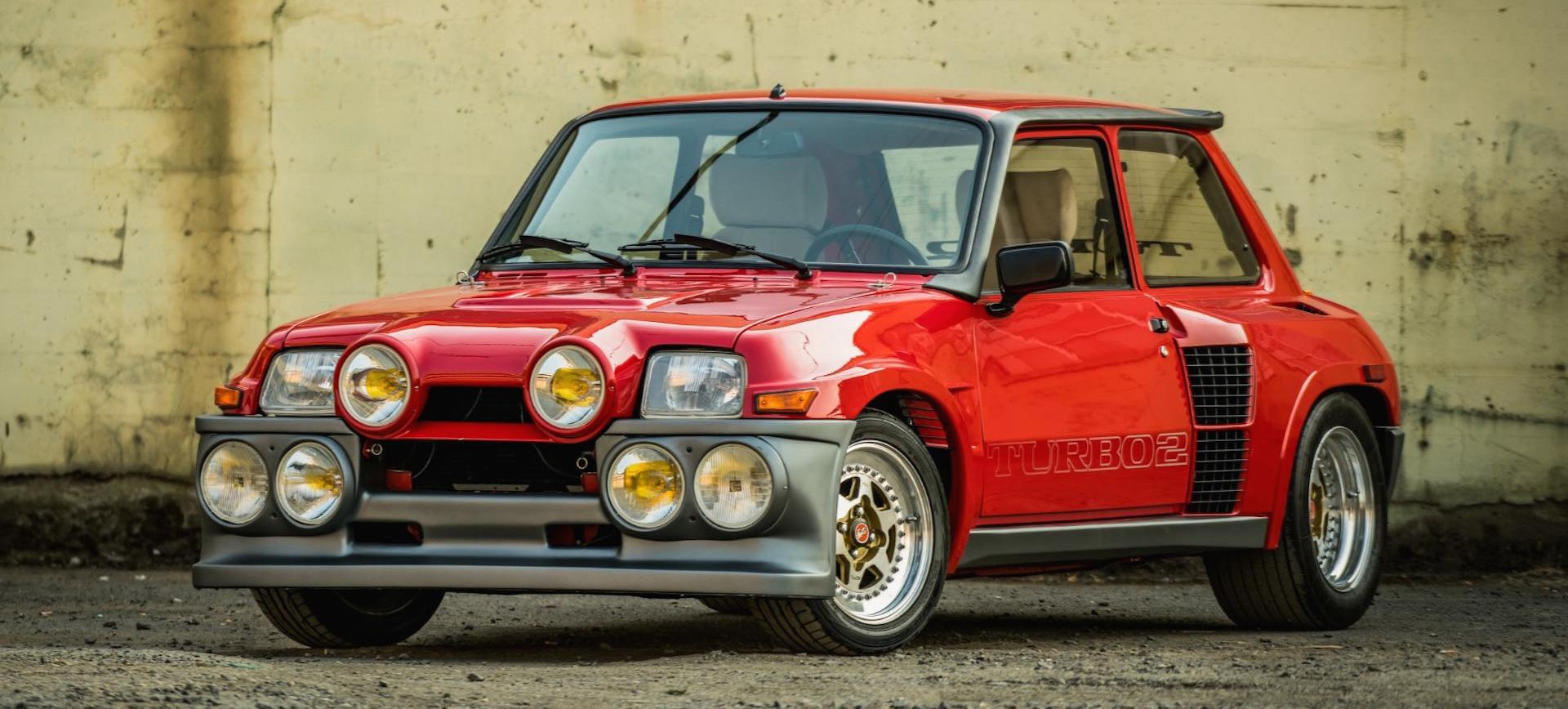 Renault R5 Turbo 2 Evo