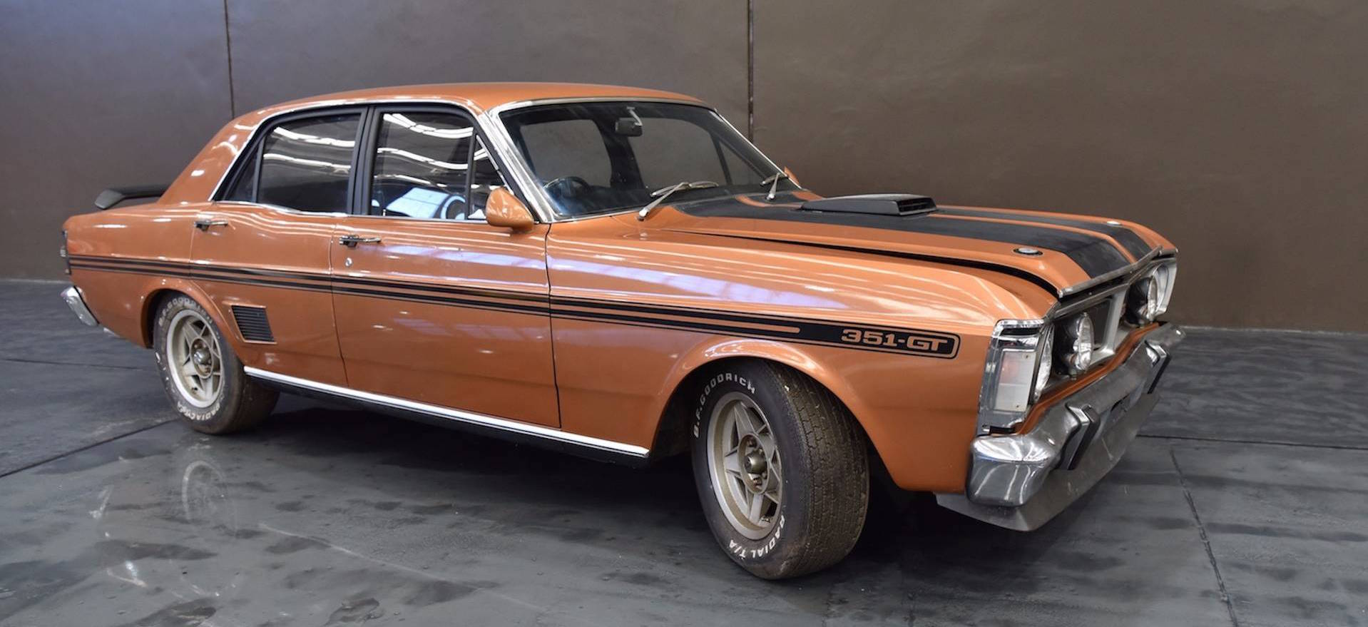 1971 Ford Falcon GTHO
