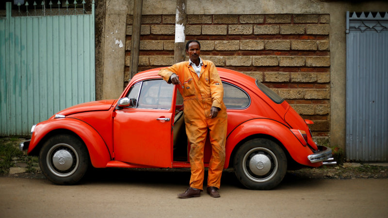 Life after death for the 'Love Bug' in Ethiopia