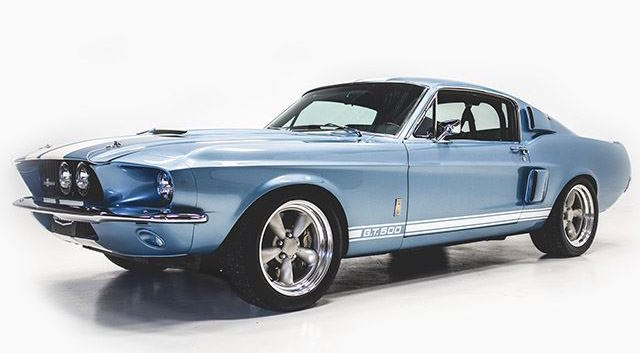 This Stunning Shelby GT500 Replica Costs A Staggering $219,000