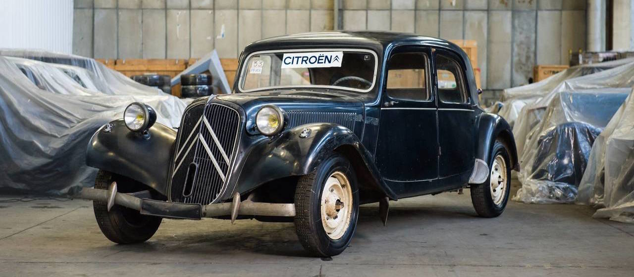 See All 65 Cars For Sale From The Citroën Heritage Collection