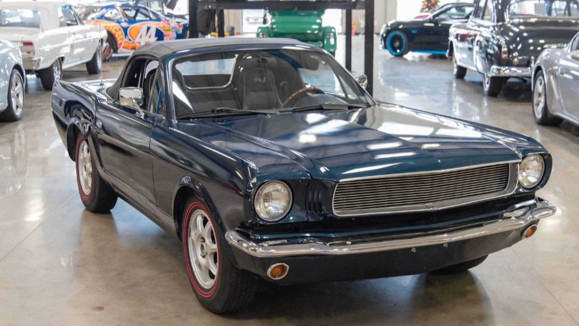 This Classic Mustang Is Actually A Mazda Miata, And It's For Sale