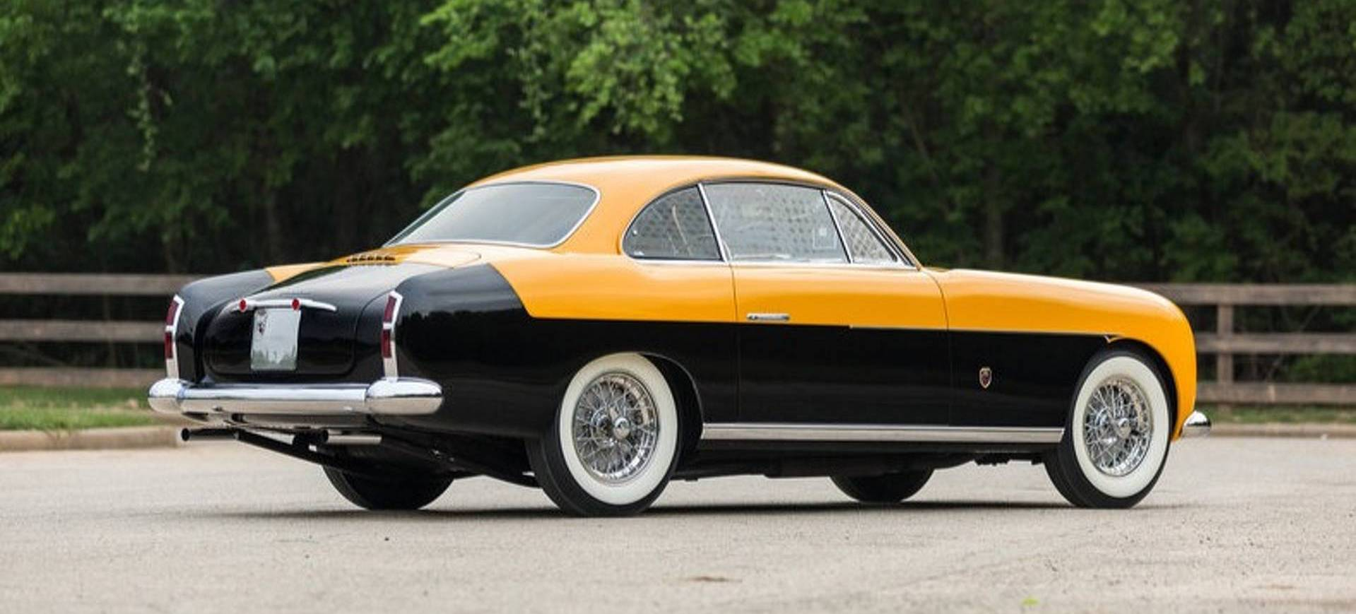 Unique Ferrari 212 Inter By Ghia Demands Almost $1.6 Million