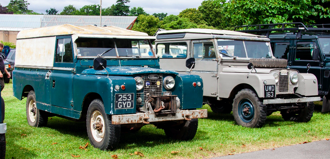 Beaulieu Simply Land Rover show celebrates marque at 70