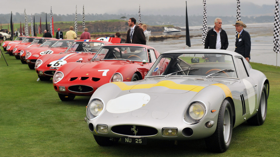 1963 Ferrari 250 GTO sells for $70 million