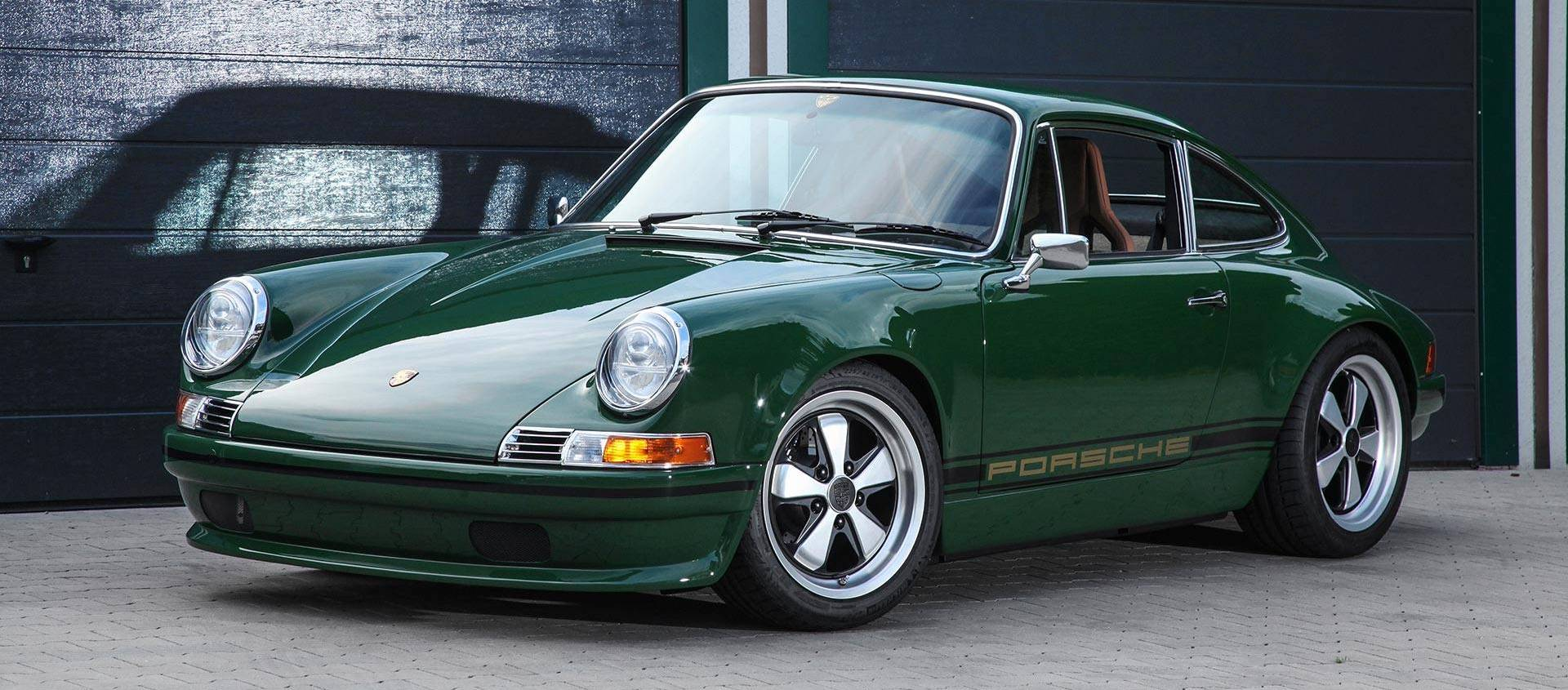 964 Porsche 911 Gets Vintage Look From German Tuner