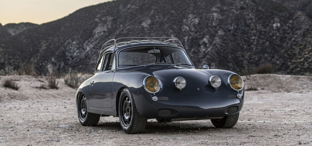 Emory Motorsports 'Allrad' is an all-weather Porsche 356 restomod