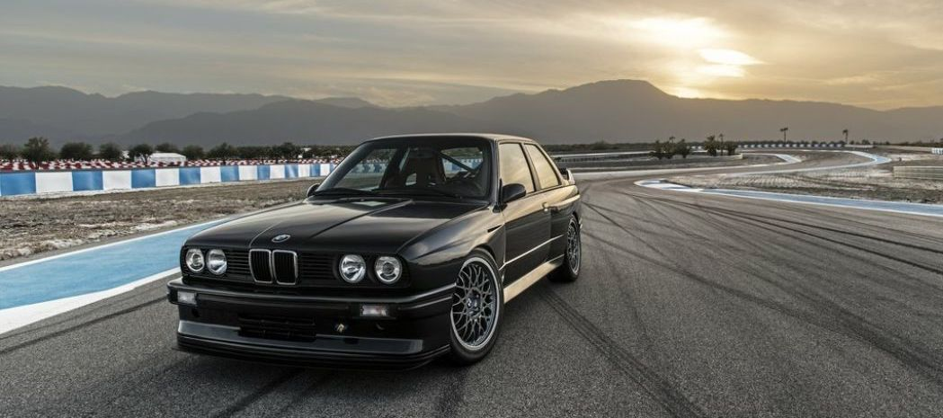 This E30 M3 project is a Singer-like restomod for a classic BMW