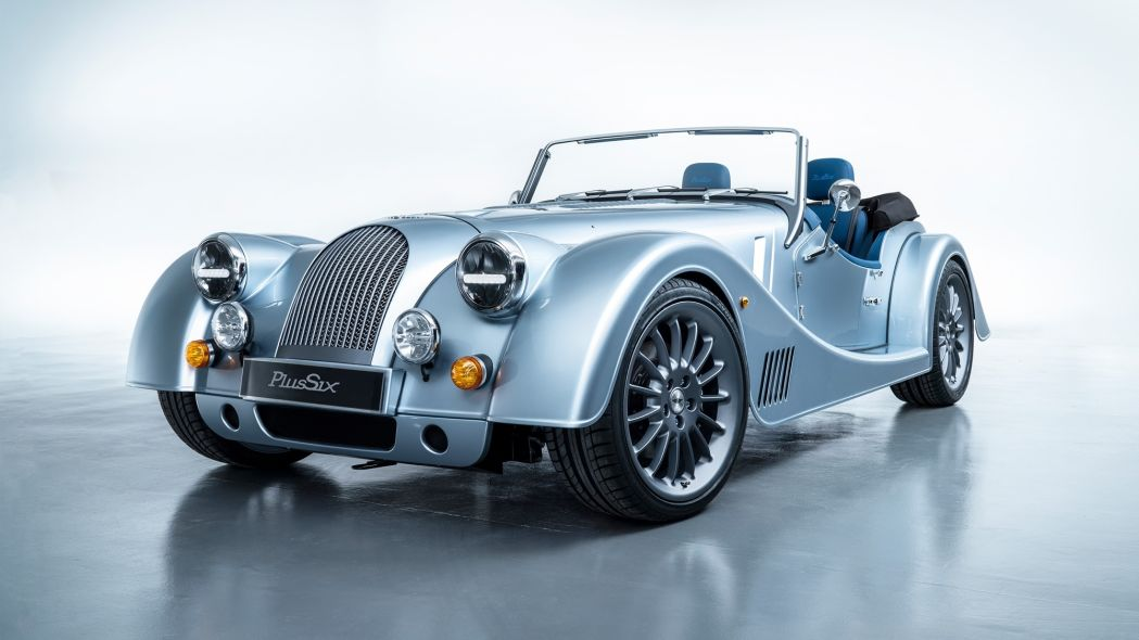 How Morgan is putting its newest anachronistic roadster together