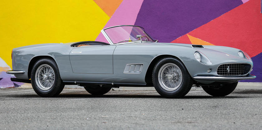 $10 Million Ferrari ALMOST Stole The Show Last Weekend