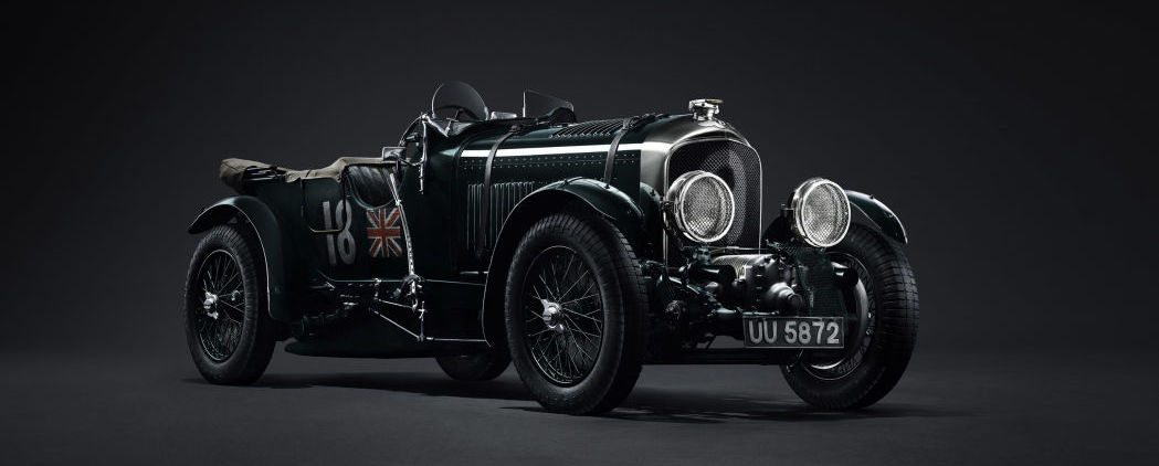 Bentley will build 1929 Team Blower continuation series of 12 cars