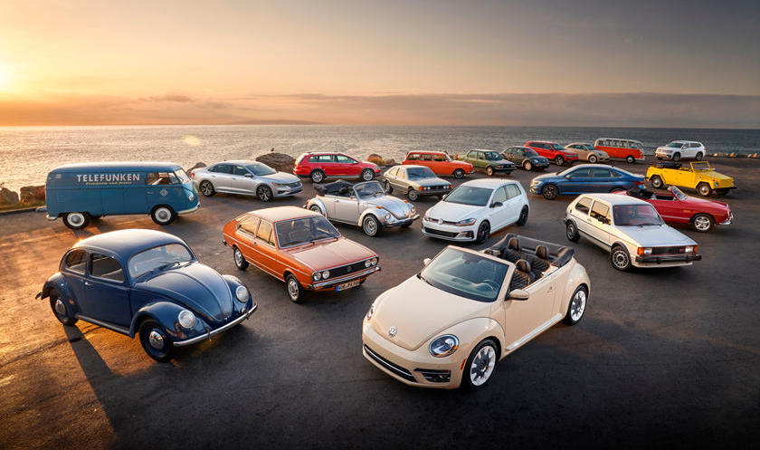 Volkswagen Celebrates Huge Milestone In LA