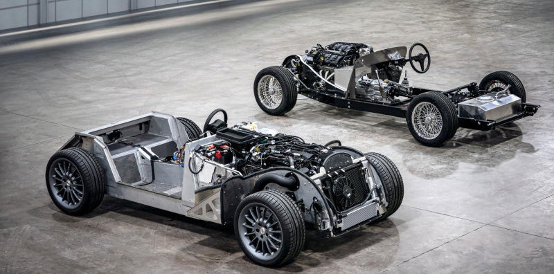 Morgan to phase out steel chassis used since 1936