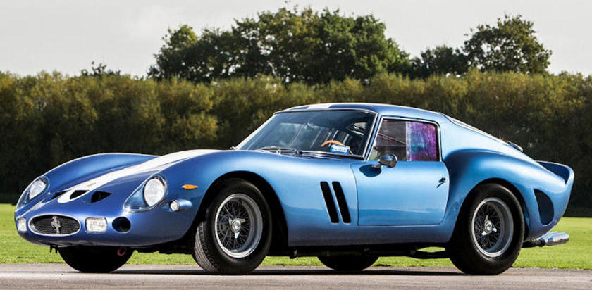 Ferrari 250 GTO Gearbox At Center Of Bizarre Lawsuit