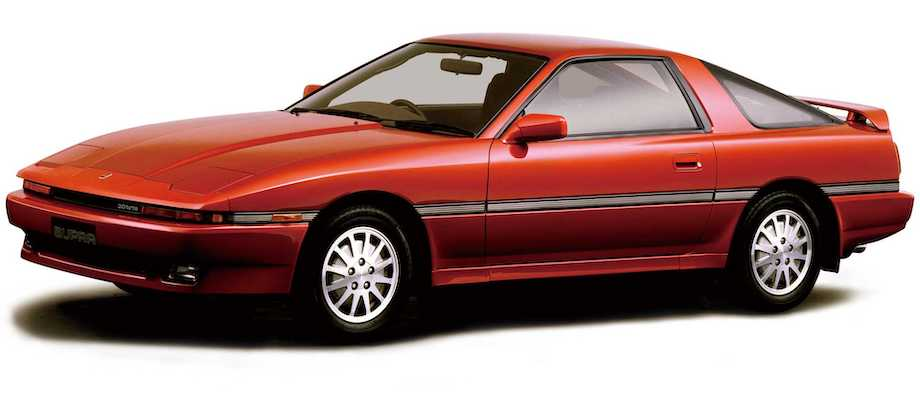 Toyota Supra A70, A80 Parts Going Back Into Production