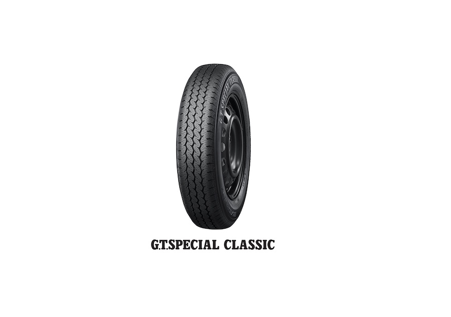 Yokohama Rolls Out Hobby Tires for Classic Cars