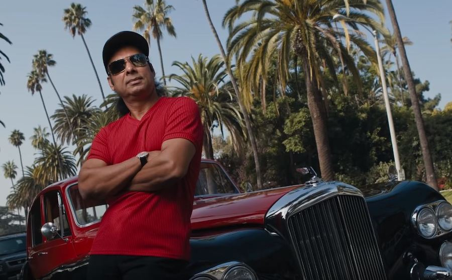 Stashed Classic Cars Belonging to Bikram Yoga Master Seized, Headed to Auction