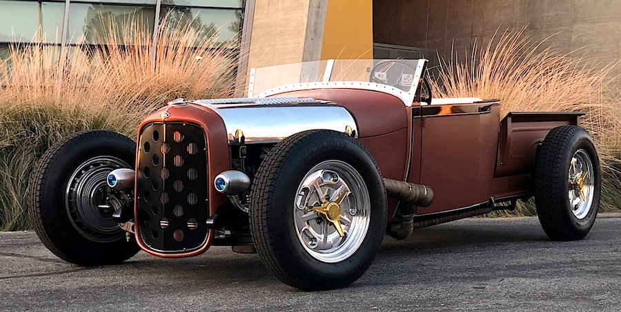 1929 Ford Atomic Roadster Is How You Make a Model A in the 3rd Millennium