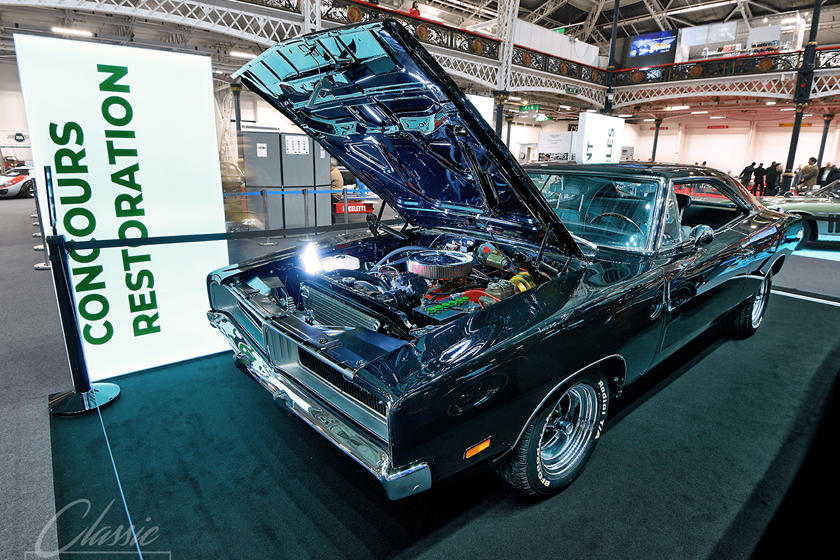 Is This The Ultimate 1969 Dodge Charger Restoration?