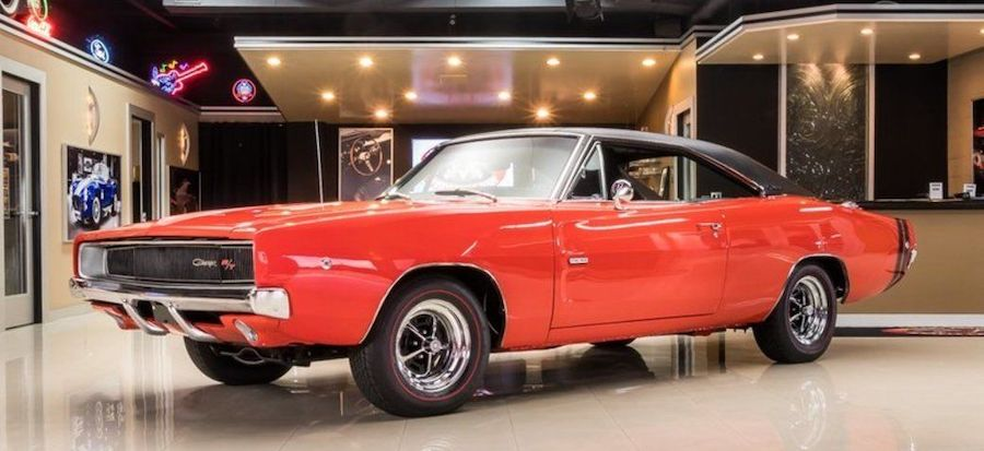 10 Things You Didn't Know About The Classic Dodge Charger