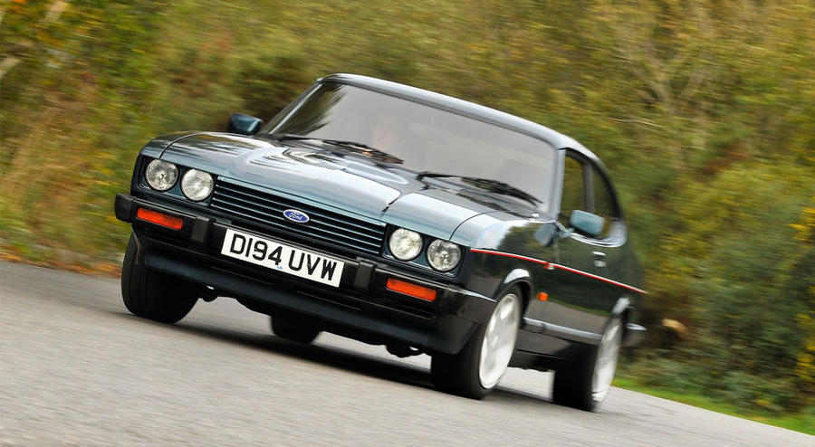 Used car buying guide: Ford Capri Mk3