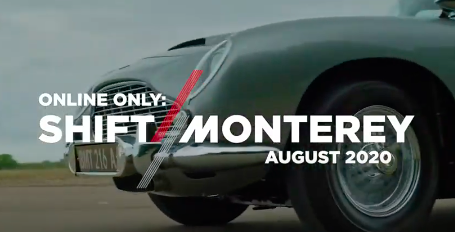 RM Sotheby's Moves Monterey Auction Entirely Online