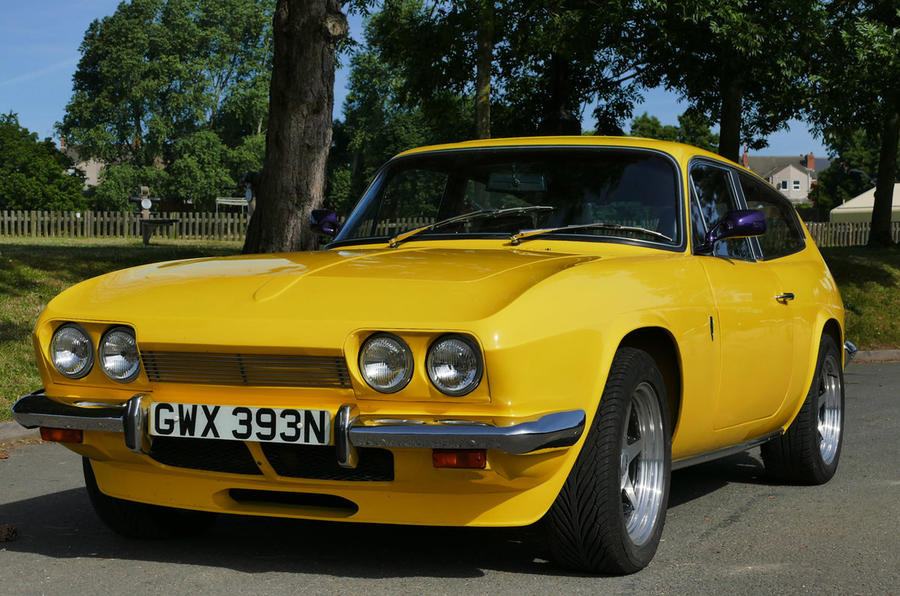 Used car buying guide: Reliant Scimitar GTE