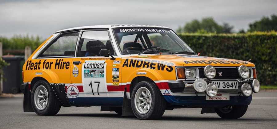Legendary Racers Head To Auction