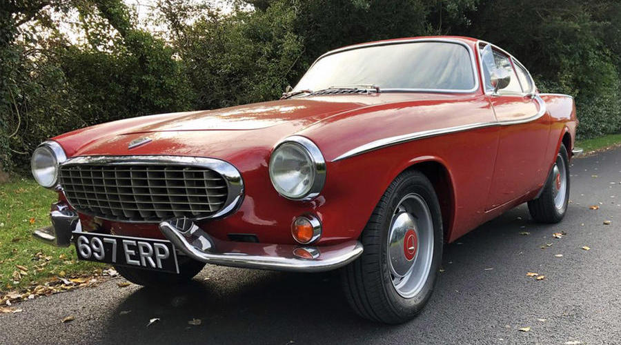 Used car buying guide: Volvo P1800