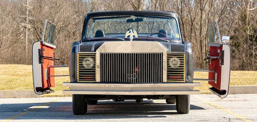 1973 Mohs SafariKar Is Equal Parts Peculiar And Functional