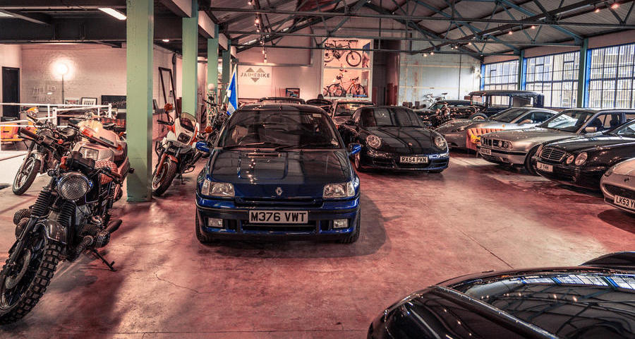 Duke of London: visiting the hub for classics and supercars alike