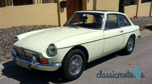 1965 mg mgb gt bgt for sale 12 995 united kingdom the world rh classicmoto rs