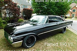 1961' Ford Galaxie