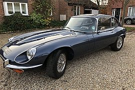 1971' Jaguar E-Type