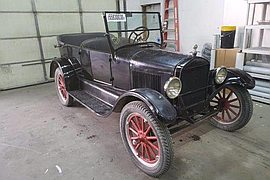 1926' Ford Model T