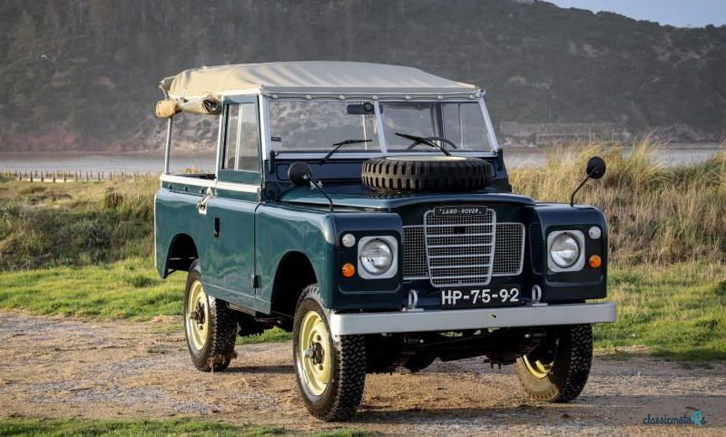 1980 Land Rover Serie Iii in Portugal - 4
