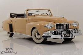 1948' Lincoln Continental Convertible V12 /
