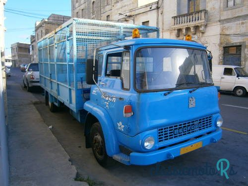 1979 Bedford tk in Malta, the World