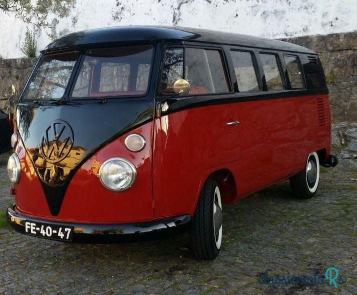 1965 Volkswagen Type-2 in Portugal - 3