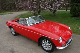 1975' MG MGB Roadster