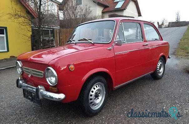 1968 fiat 850 for sale u20ac6 000 austria the world rh classicmoto rs