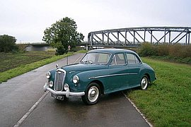 1957' Wolseley 15/50 Saloon